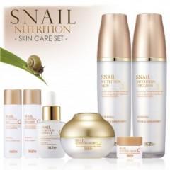 Snail Nutrition BB Cream SPF45 PA+++ / Регенерирующий ББ крем