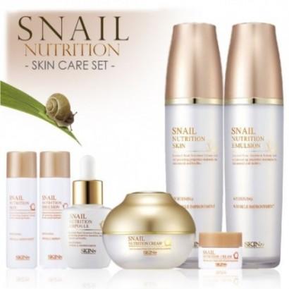 Snail Nutrition BB Cream SPF45 PA+++ / Регенерирующий ББ крем, 40 гр
