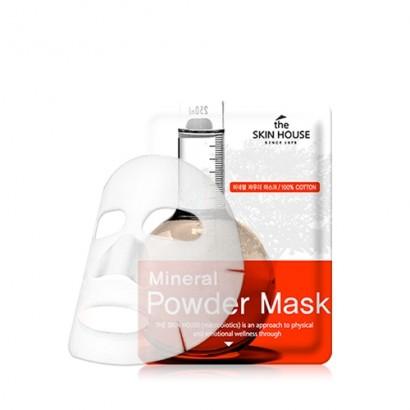 Mineral Powder Mask / Тканевая маска для кожи с воспалениями, 20гр