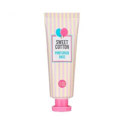 ББ Крем с экстрактом хлопка Sweet Cotton Pore Cover BB (02) Natural Bagie, 11