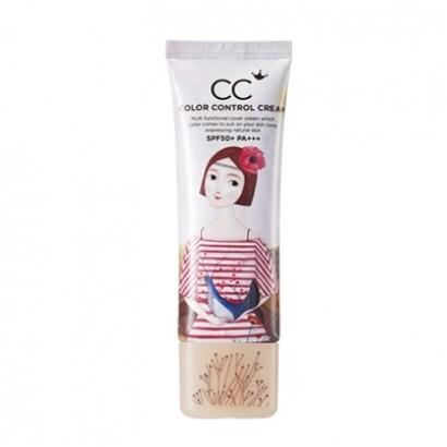Color Control Cream SPF 50+PA+++ Natural Beige, 40мл