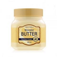 Tony Moly Крем универсальный питательный с маслом ши Wonder Butter Nutrition Cream