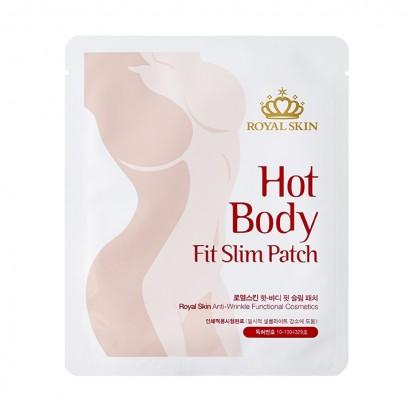 Hot-Body Fit Slim Patch / Патчи разогревающие для похудения, 14гр