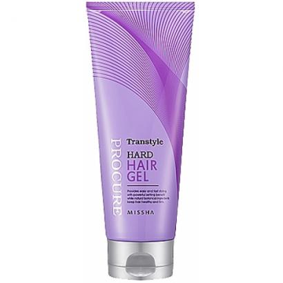 Гель сильной фиксации для укладки волос Procure Transtyle Hard Hair Gel, 200