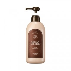 Шампунь Argan Oil Silk Plus Shampoo