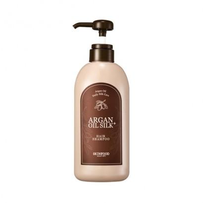 Шампунь Argan Oil Silk Plus Shampoo, 500