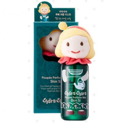 Poupee Perfume Mist Shin Si, 120мл