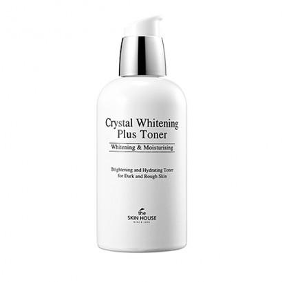 Crystal Whitening Plus Toner / Тоник осветляющий «Кристал Уайт», 130мл