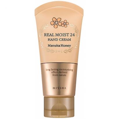 Увлажняющий крем для рук Real Moist 24 Hand Cream #Manuka Honey, 70