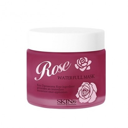 Rose Waterfull Mask / Увлажняющая маска с экстрактом розы, 75мл
