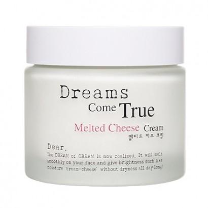 Dear By Melted Cheese Cream / Крем с экстрактом плавленного сыра, 75мл