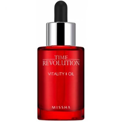 Интенсивное антивозрастное масло для лица 30мл Time Revolution Vitality Oil, 30