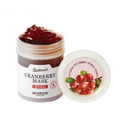 Маска с экстрактом клюквы Freshmade Cranberry Mask, 90