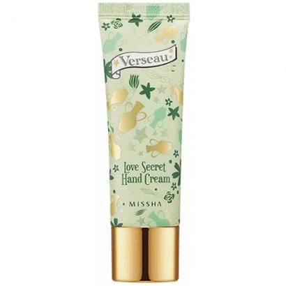Ухаживающий крем для кожи рук Love Secret Hand Cream Green Grape, 30