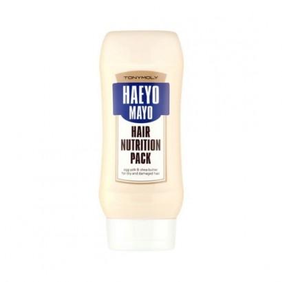Tony Moly Питательная маска для волос Haeyo Mayo Hair Nutrition Pack, Оъем250мл