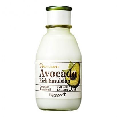 Эмульсия для увлажнения и питания сухой и обветренной кожи Premium Avocado Rich Emulsion, 140