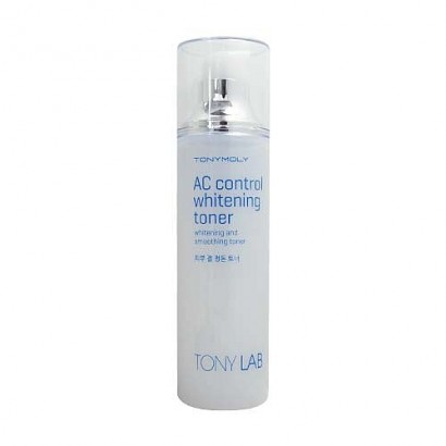 Tony Moly Осветляющий тонер для проблемной кожи Tony Lab AC Control Whitening Toner, 150