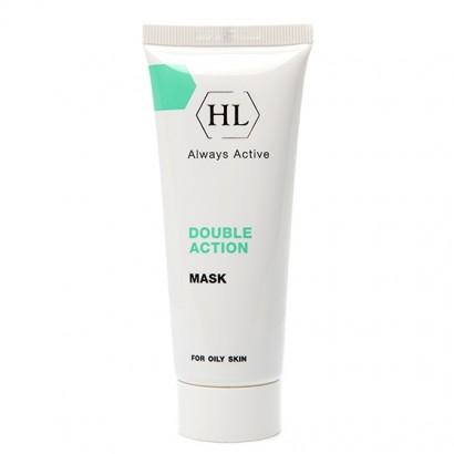 Double Action Mask / Маска для жирной и себорейной кожи, 70мл