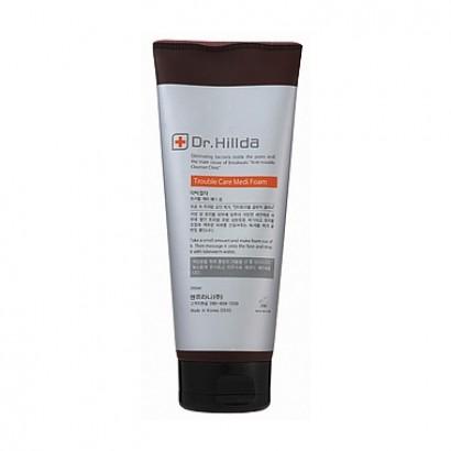 Dr.Hillda Troublecare Medi Foam / Дерматологическая пенка для проблемной кожи, 200мл