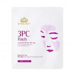 3PC Patch / Патчи для разглаживания кожи на лбу и щеках