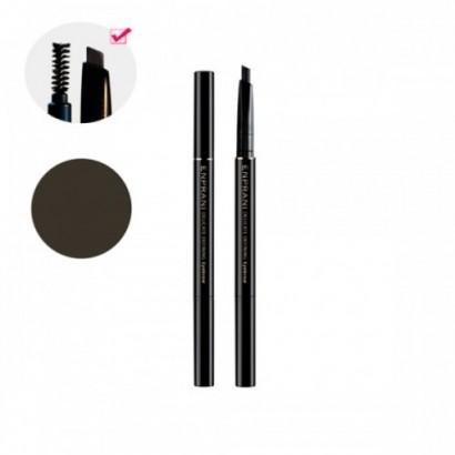 Delicate Defining Eye Brow 02 / Карандаш для бровей, черно-коричневый, 1,7г