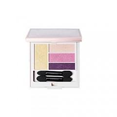 Delicate Luminous Blooming Shadow 01 Pink Flora / Палетка теней для век, оттенок розовая флора