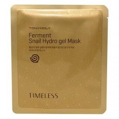 Tony Moly Гидрогелевая улиточная ферментиованая маска Timeless Ferment Snail Gel Mask