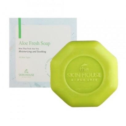Aloe Fresh Soap / Мыло с экстрактом алоэ, 90гр