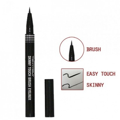 Tony Moly Автоматический карандаш для бровей Easy Touch Auto Eye Brow #01 Black, 0.4