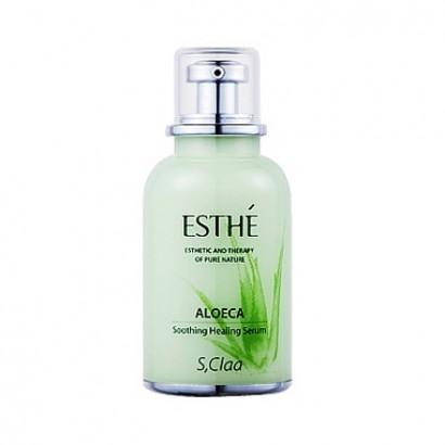 S,Claa Esthe Aloeca Soothing Nourishing Serum / Ампульная сыворотка с экстрактом алоэ, 50мл