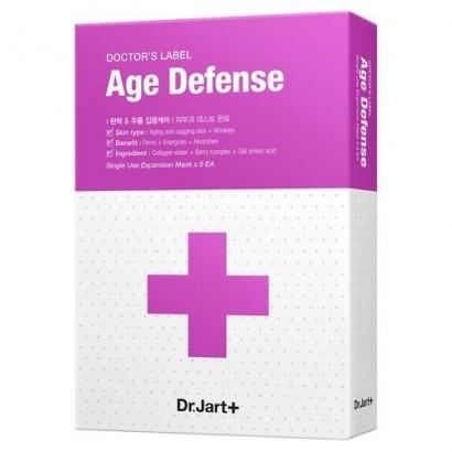 Антивозрастная маска для лица DOCTOR'S LABEL Age Defense, 5x25г