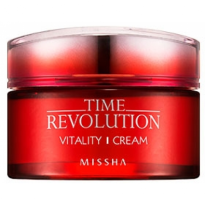 Интенсивный антивозрастной крем Time Revolution Vitality Cream, 50