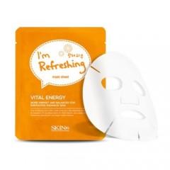 Vital Energy Mask Sheet / Тканевая маска подтягивающая и освежающая