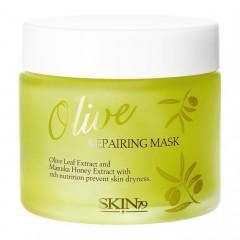 Olive Repairing Mask / Увлажняющая маска для лица Олива