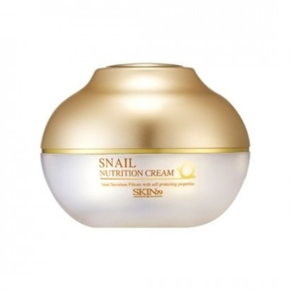 Snail Nutrition Cream / Крем для лица, 50гр