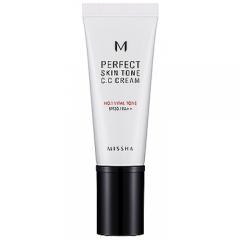 CC крем для безупречно ровного тона кожи  M Perfect Skin Tone C.C Cream №1-Vital tone