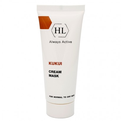 Kukui Cream Mask For Dry / Маска для сухой кожи, 70мл