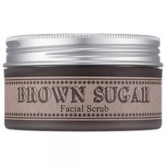 Скраб для лица с коричневым сахаром Brown Sugar Facial Scrub