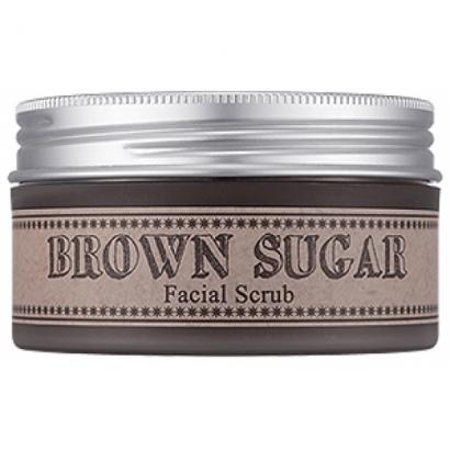 Скраб для лица с коричневым сахаром Brown Sugar Facial Scrub, 95