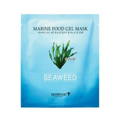 Гидро-гелевая маска с экстрактом водорослей Marine Food Gel Mask Seaweed, 25