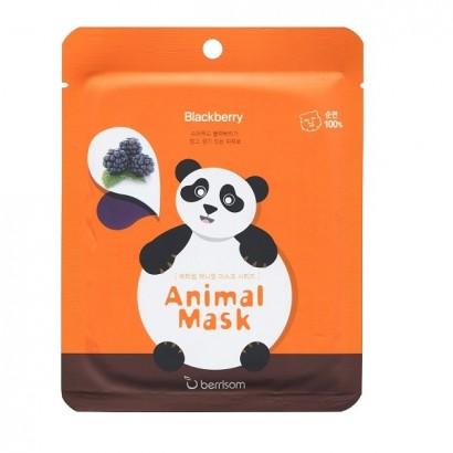 Маска для лица тканевая Панда Animal Mask Series Panda, 25