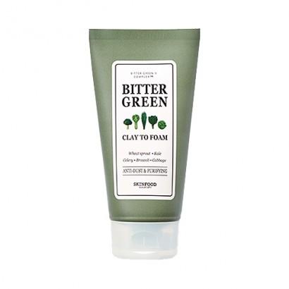 Очищающая пенка с глиной Bitter Green Clay to Foam, 170