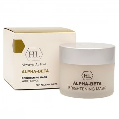 Alpha-Beta Brightening Mask / Осветляющая маска