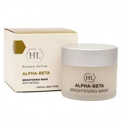 Alpha-Beta Brightening Mask / Осветляющая маска, 50мл