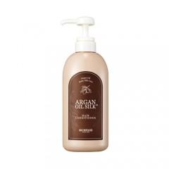 Кондиционер с аргановым маслом  Argan Oil Silk Plus Hair Conditioner