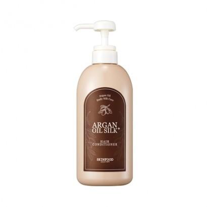 Кондиционер с аргановым маслом  Argan Oil Silk Plus Hair Conditioner, 500