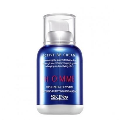Homme Active BB Cream SPF45 PA+++ / ББ крем для мужчин, 40гр