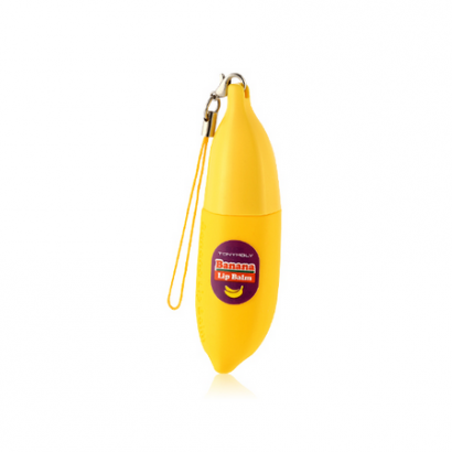 Tony Moly Бальзам для губ банановый Delight Dalcom Banana Pong-Dang Lip Balm, 7
