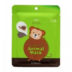 Маска для лица тканевая Обезьянка  Animal Mask Series Monkey