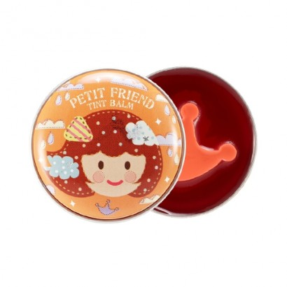 Petit Tint Balm OR01 (Crown Orange), 10гр
